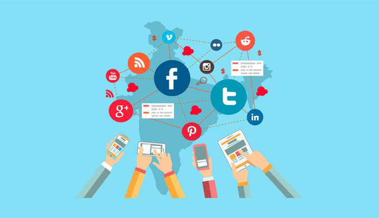 India With a New Scope and Future - An Era of Social Media Marketing